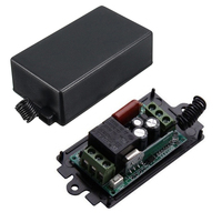 220V 1CH Channel Wireless Remote Control Switch 10A Relay Transmitter Receiver 315MHZ