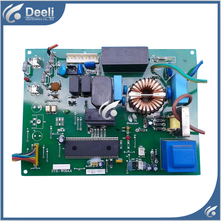 95% new good working for air conditioning motherboard Computer board SYHC-50057 good working цена и фото
