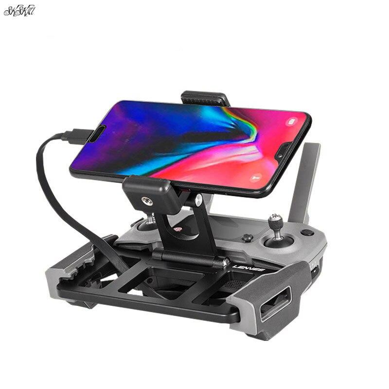 dji Remote control holder mobile phone tablet Bracket Metal Base Tray for dji mavic pro air