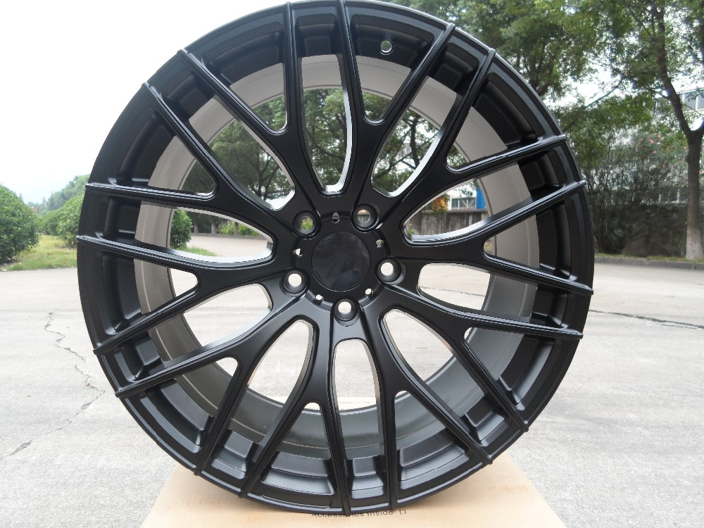 19 inch et35 5x120 alloy wheel rims W008 from Chinese factory