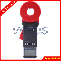 ETCR2100C+ 0.01~1200 ohm Clamp On digital earth resistance tester