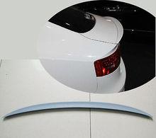Магистральные загрузки спойлер крыло, пригодный для Audi A5 Sportback 4 двери 2009-2016 Неокрашенный frp