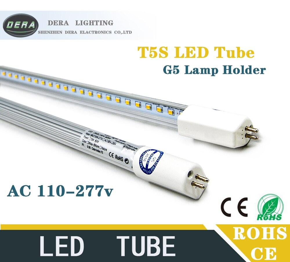 20 шт 16 Вт 4FT T5 <font><b>G5</b></font> светодиодные трубки встроенный драйвер Флуоресцентные Замена Труб лампочки переменного тока 110-277 В 1149 мм для домашнего света