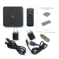 Measy Professionale 1080 P HD Wireless HDMI WIFI Miracast Adattatore Una Partita Chiave Home Office Audio Video TV Stick Ricevitore Set