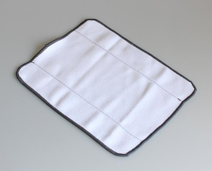 White dry Microfiber Mopping Cloths for iRobot Braava 380 380t 320 Mint 4200 4205 5200 5200C Floor Mopping Robot blue wet microfiber mopping cloths for irobot braava 380 380t 320 mint 4200 4205 5200 5200c floor mopping robot