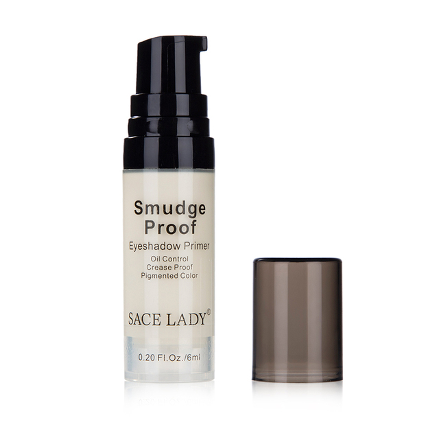 Make Up Oil Control Brighten Long Lasting Cosmetic Eyeshadow Primer Makeup Eye Base Cream Liquid Eye Shadow Primer 5