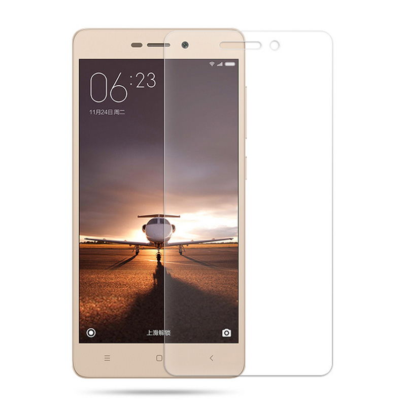 Tempered Glass For Xiaomi Redmi 6A 6 5 5A 4A 3S 3 Pro Screen Protector On Redmi Note 3 Pro Note 4 4X 5 Pro Protective Glass