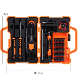 Image 3 - JAKEMY 45 in 1 Professional Tool Sets Screwdriver Multi Bits For Computer Mobile Phone Repair Tools Outillage Herramientas