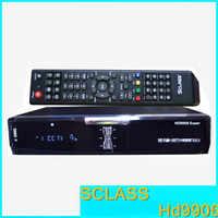 Receptor HD más barato Sclass HD9906 receptor satelital con soporte DVB-S2 y DVB-S USB Cccamd NEWCAM MGCAM tarjeta inteligente