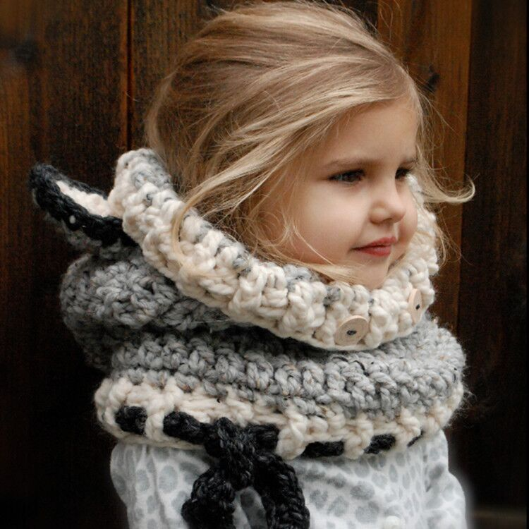 fda622fdf4c 1 10 Years Girls Winter Hat Scarf Set Warm Cashmere Caps For Toddler Girls  Beanie Hat Scarves-in Hats   Caps from Mother   Kids on Aliexpress.com