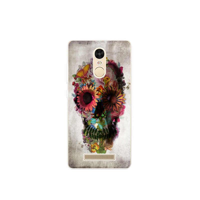 غطاء ل Redmi ملاحظة 3 برو SE رئيس حالات ل Xiaomi Redmi ملاحظة 3 برو طبعة خاصة اللون الطباعة الرسم الهاتف الحالات 152 مللي متر
