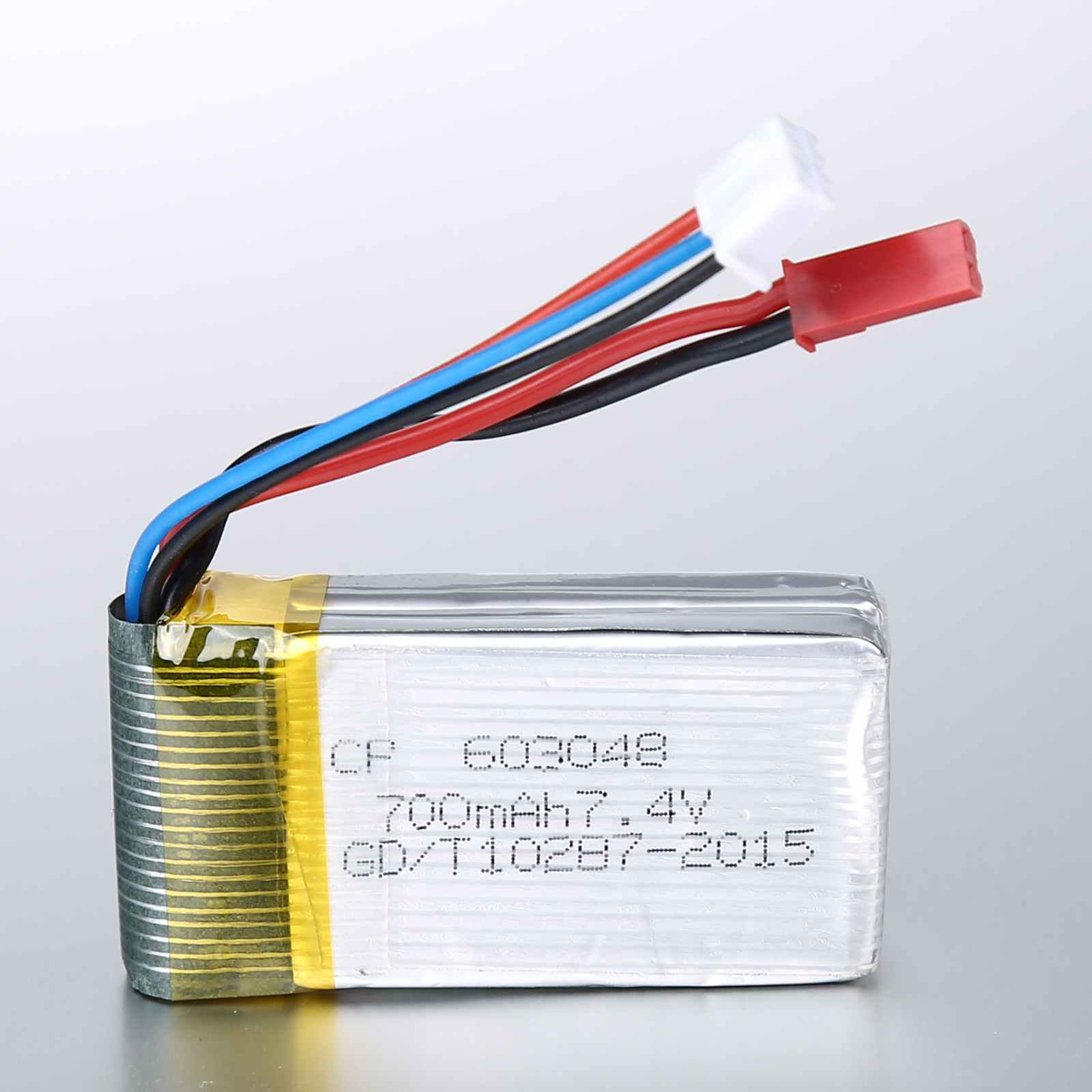 High Quality Lipo Battery Replacement 7.4V 700mAh Lipo Battery Spare Parts for MJX X600 RC Quadcopter Helicopter
