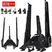 Krennic's Imperial Shuttle Compatible Star Set Wars Destroyer Movie Figures Building Blocks Star Wars Block Bricks Toys for Kids