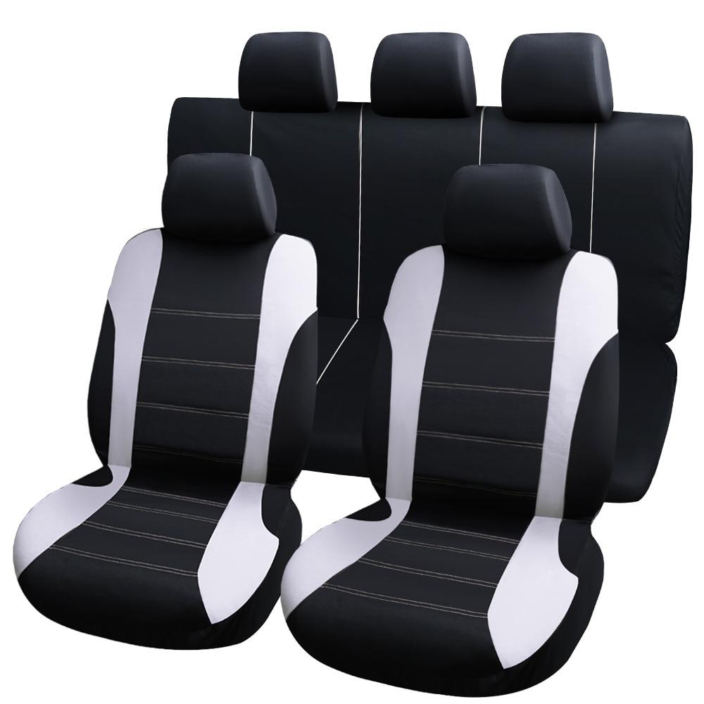 9pcs universal car seat…