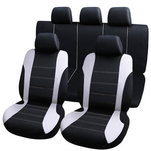 Car-Seat-Covers Priora Logan Kalina Lada Automotive Universal Grantar Renault 9pcs Fo
