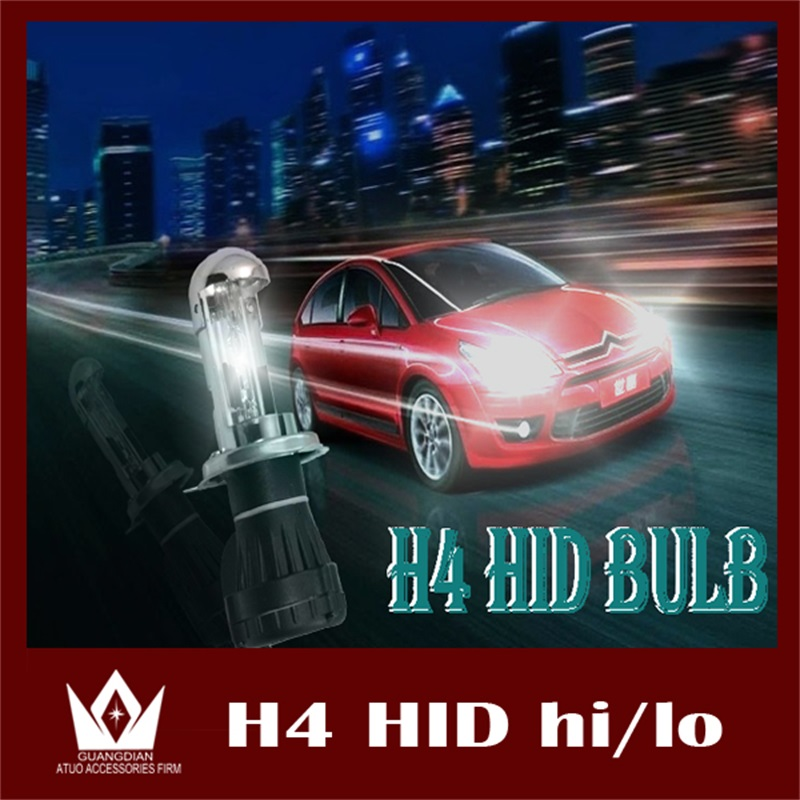 Guang Dian bixenon H4 kit 35W Hi/Lo beam H4 bixenon kit dual beam kit car led headlight with 35w AC slim ballest For Peugeot 407 клип кейс deppa gel air для apple iphone 6 plus 6s plus желтый