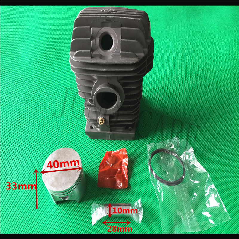 ENGINE MOTOR CYLINDER PISTON RING KIT 40MM FOR STIHL 023 021 MS230 MS210 CHAINSAW BLOCK GROUP