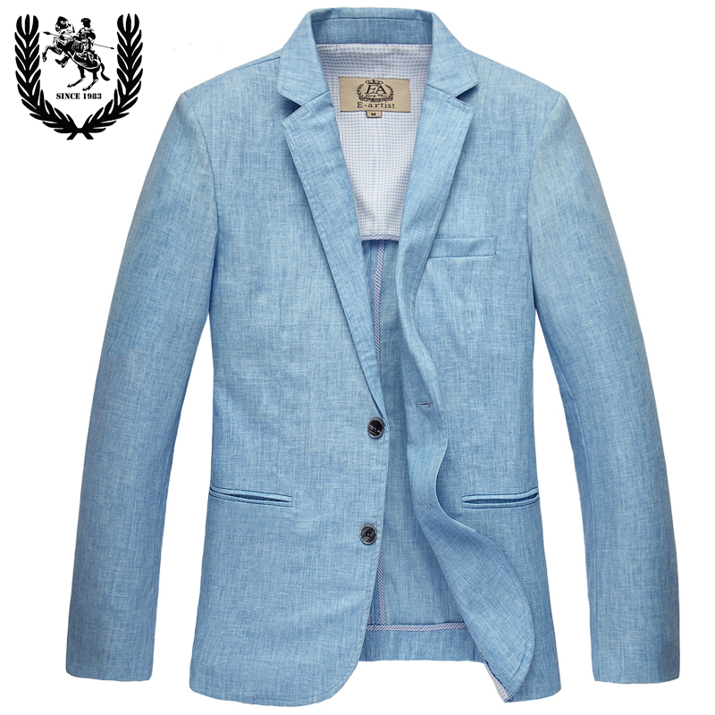 Compare Prices on Linen Blazer Men- Online Shopping/Buy Low Price ...