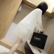 Nice Thin Wardrobe malfunction-proof Security Pants Sexy Lashes Lace Shorts New Pants woMen Clothing Leggings