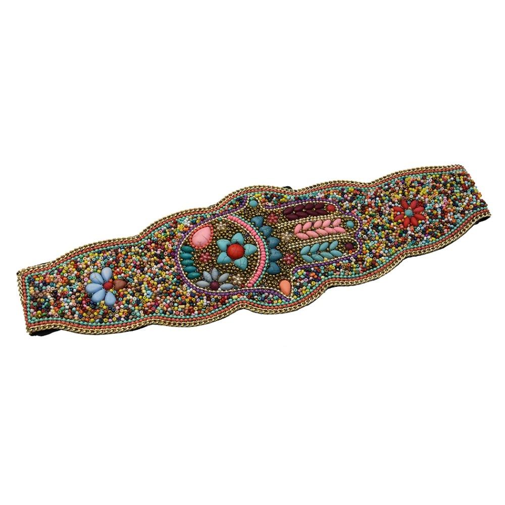 Handmade Hand of Fatima Waist Belt