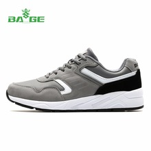 Bage 2017 Sport Running Shoes for Men Outdoor Athletic Gym Sneakers Breathable Men's Jogging Shoes Comfortable Sport Shoes Male