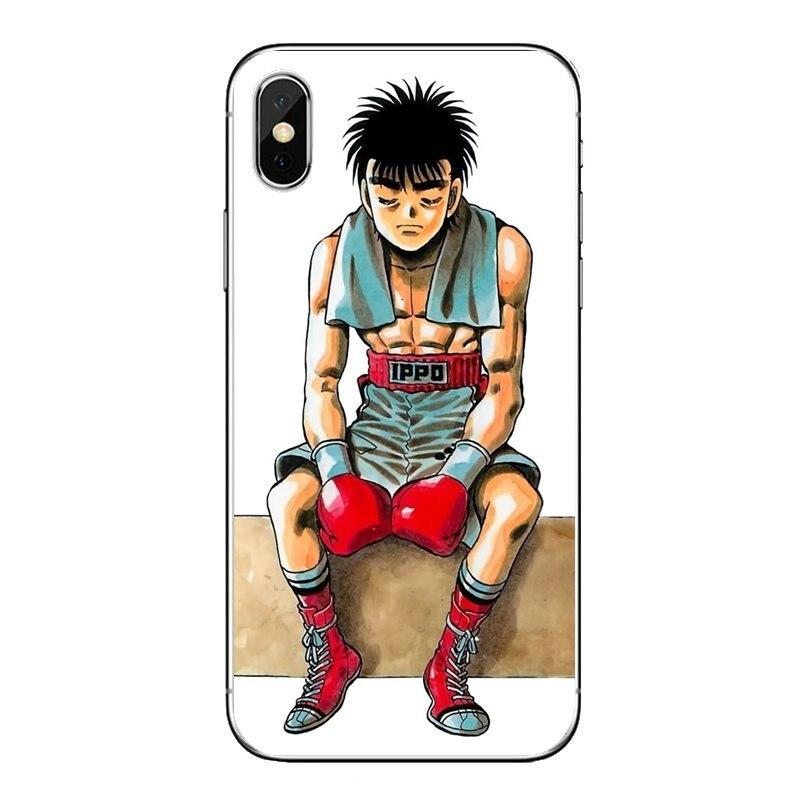 coque iphone 8 hajime no ippo
