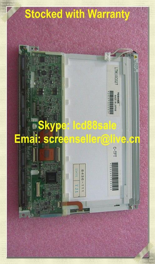 best price and quality  original  LTM10C027   industrial LCD Displaybest price and quality  original  LTM10C027   industrial LCD Display
