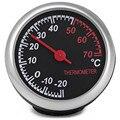 Mecánica automotriz Termómetro Puntero para 12 V Coche Auto Termómetro Temperatura Tester Medidor Herramienta de Diagnóstico 4 cm diámetro Diámetro