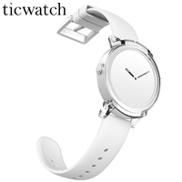 Ticwatch E gps SmartWatch Android Wear MT2601 Dual Core Bluetooth 4,1 WI FI gps Smartwatch телефон Heart Rate IP67 Водонепроницаемость