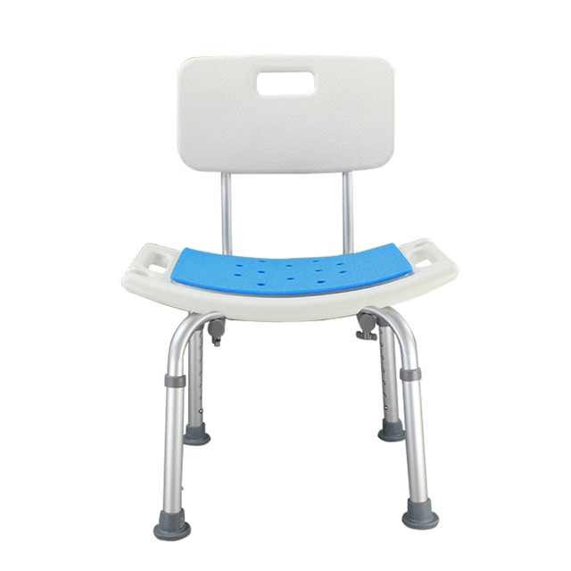 Online Shop Bath Chair Shower Chair Bathroom Stool Non-slip Old ...