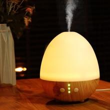 купить 230ML USB Air Humidifier Ultrasonic Essential Oil Diffuser Electric Aroma Diffuser Home Office Led Lamp Light Water Mist Maker по цене 973.06 рублей
