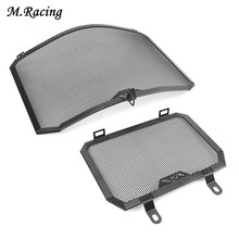 R1 R1M Motorcycle Radiator Grille Guard Protector Cover For Yamaha YZF-R1 2015-2018 YZF-R1M 2015-2018 waase engine stator crash pad slider protector for yamaha yzf r1 r1m 2015 2016 2017