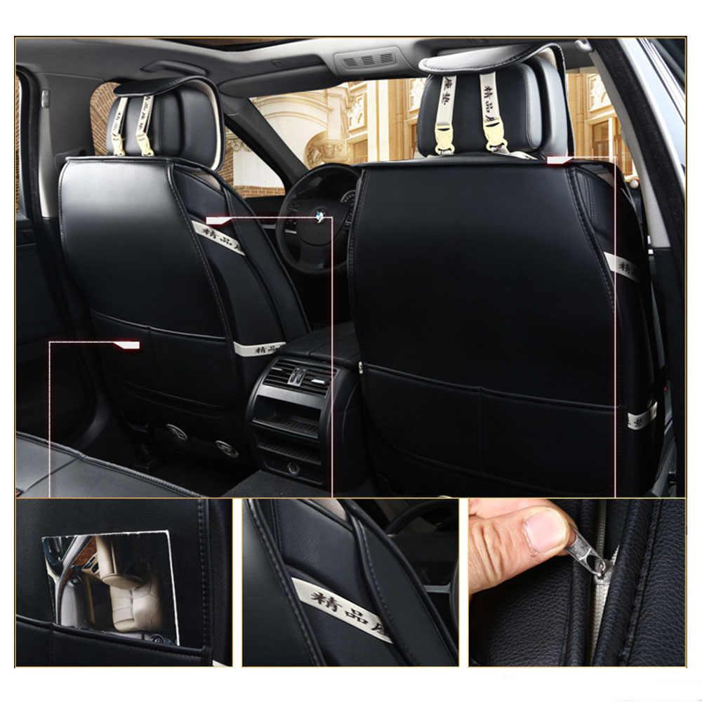 5席車のシートカバー用オペルアストラ/モッカ/記章/cascada/コルサ/ampera/アンドラ/ザフィーラユニバーサルオートシートカバーアクセサリー