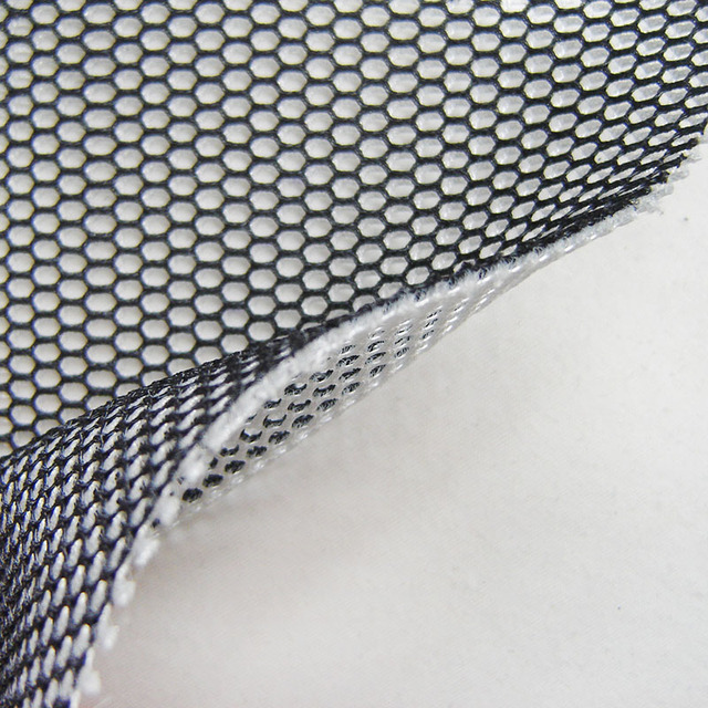 1 Yard Double Color 3d Air Layer Mesh Fabric Polyester