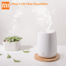 Xiaomi Youpin HL Mini Aroma Humidifier diffuser Quiet USB Ultrasonic Air Humidifier Mist Maker 7 สีสำหรับ Home Office(China)