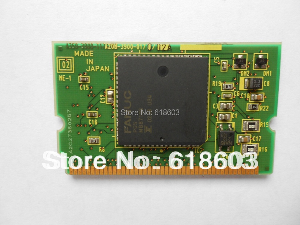 Fanuc pcb circuit A20B-3900-0170 for CNC spindle control daughter board ip видеокамера hikvision ds 2cd2622fwd is 2 8 12мм 1920х1080 poe