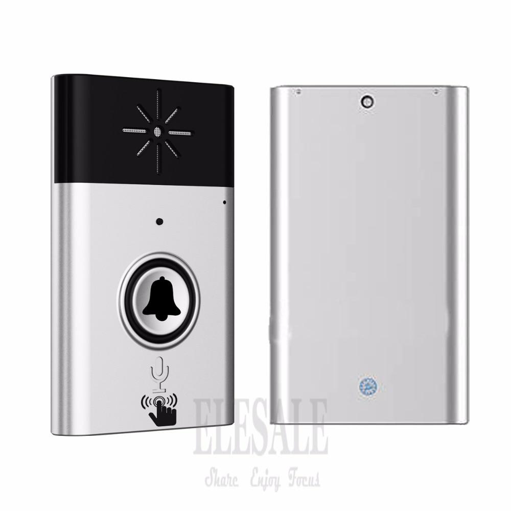 """DiscountWireless Doorbell Intercom Home-Security New 2-Way for Andú"