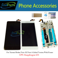 1PC Lot For Xiaomi Redmi Note 4X Note 4 Global Version 5 5 LCD Display Touch