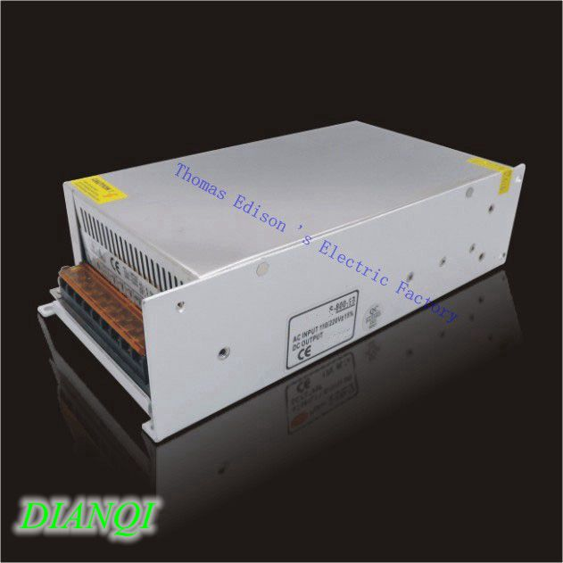 Switching Power Supply 800w 24v 33A  input AC110 or 220V For Strip Lamps power suply voltage transformer newSwitching Power Supply 800w 24v 33A  input AC110 or 220V For Strip Lamps power suply voltage transformer new