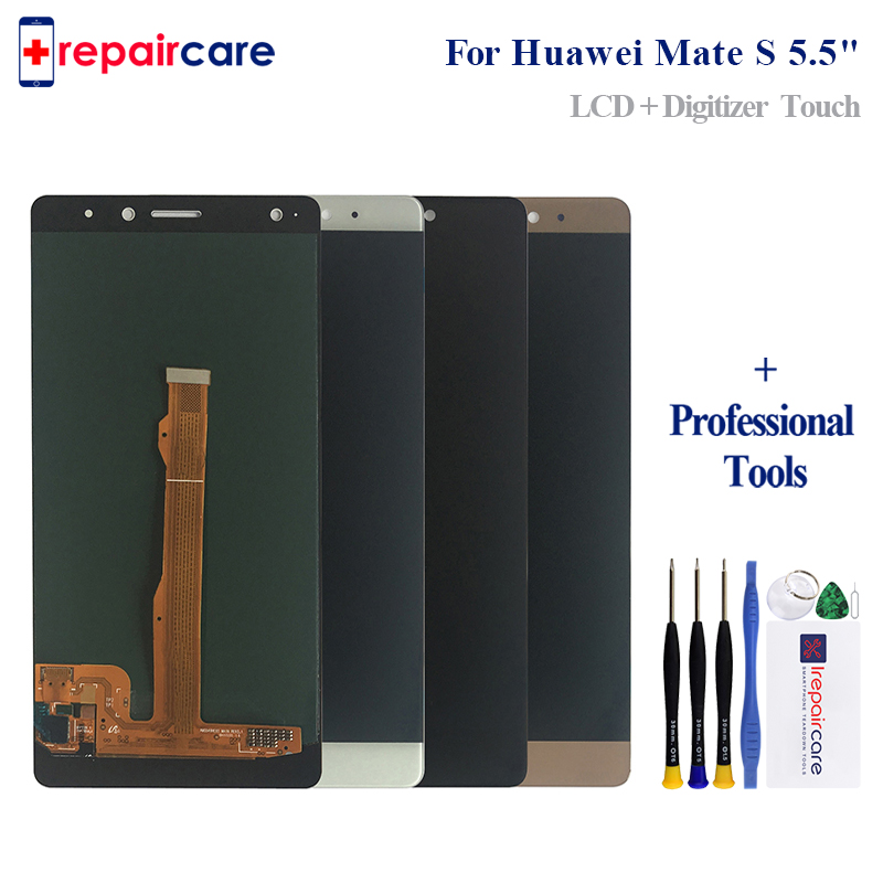 LCD 5.5 For Huawei Mate S MateS CRR-UL00 CRR-L09 CRR-UL20 CRR-TL00 CRR-CL00 LCD display touch screen digitizer assembly + FrameLCD 5.5 For Huawei Mate S MateS CRR-UL00 CRR-L09 CRR-UL20 CRR-TL00 CRR-CL00 LCD display touch screen digitizer assembly + Frame