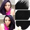 Quality Havana Mambo Twist Crochet Braid Hair Synthetic crochet braids Crochet Braid Hair Extensions Senegalese Twist