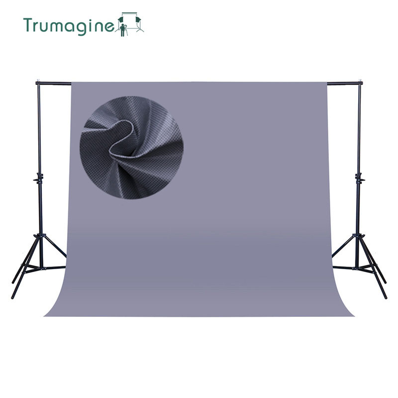 1.6*4M/5.2*13Ft Gray Screen Photo Background Photography Studio Backdrops Non Woven Solid Color Chroma key Backdrop supon 6 color options screen chroma key 3 x 5m background backdrop cloth for studio photo lighting non woven fabrics backdrop