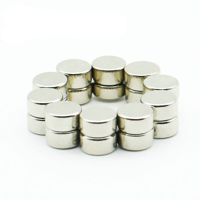 10pcs 5x2.5 Strong Neodymium Magnet Disc N42 Diametrically NdFeB Powerful Small Round Magnetic Fridge Magnets 5mm x 2.5mm tool