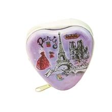 Popular Mini Earphone Bags Iron Cartoon Purse Headphone Case Cable Storage Box For Girls Woman Heart