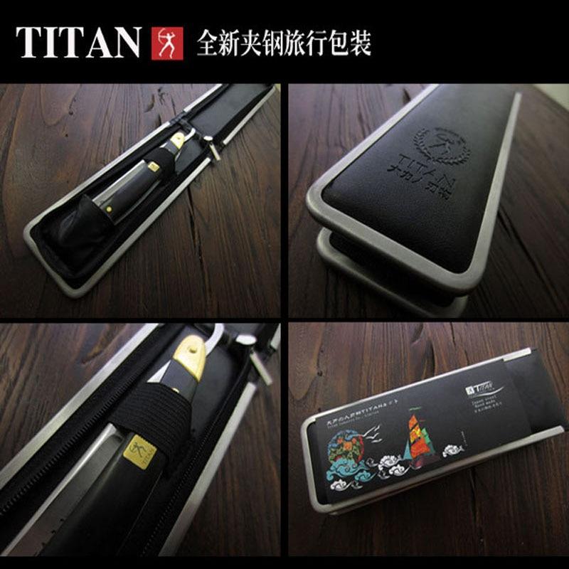 free shipping Titan wood handle  straight razor steel blade sharp already  3