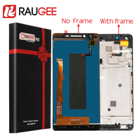 For Lenovo A6000 LCD Screen 100 New High Quality LCD Display Touch Screen For Lenovo A6000
