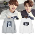 2016 New Sailor Moon Tracksuits Sweatshirt Bts Jimin Jungkook Sleeved Jacket, Men And Women Couples Autumn Winter Bangtan Boys