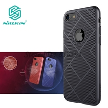 sfor iPhone 8 Plus Case Nillkin Lightweight Heat Release Dissipation Air Feel Thin Cover for iPhone 8 Phone Case 4.7'' & 5.5''