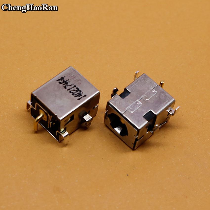 10Pcs DC Power Jack Socket Female Panel Mount Connector 3.5 mmx1.35mm W KQ