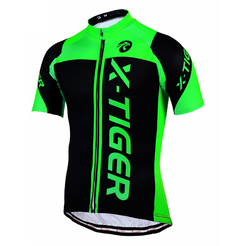 X-Tiger 2019 Summer Cycling Jerseys Mans Mountain Bicycle Clothing Maillot Ropa Ciclismo Racing Bike Clothes Cycling Clothing